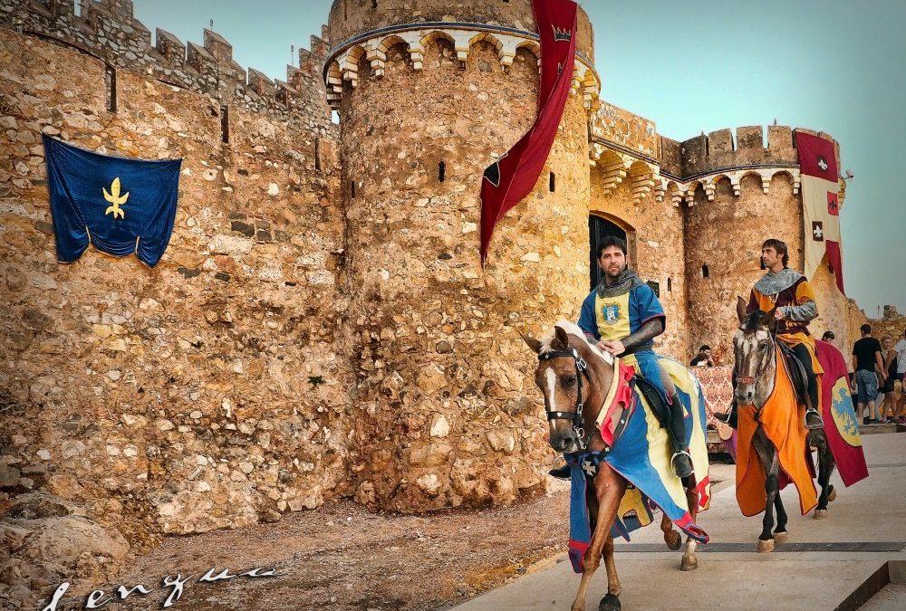 El Castillo de las 300 Torres
